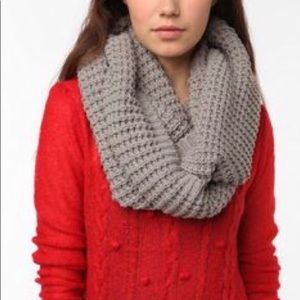 Urban Outfitters Cooperative Knit Infinity Scarf